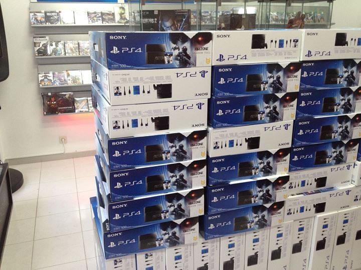 PS4 ultrapassa 5 milhões de unidades vendidas e supera expectativas
