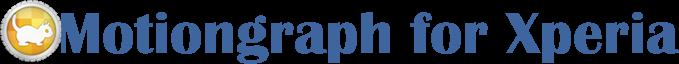 Motiongrapf for Xperia