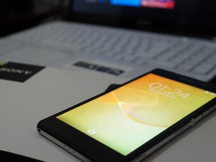 Review/Análise – Sony Xperia Z2