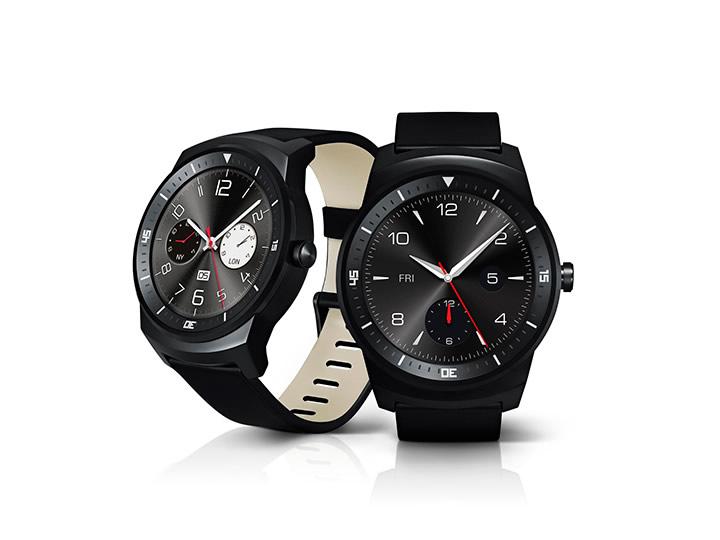 Não demorou, LG apresenta LG G Watch R em aço inoxidável!