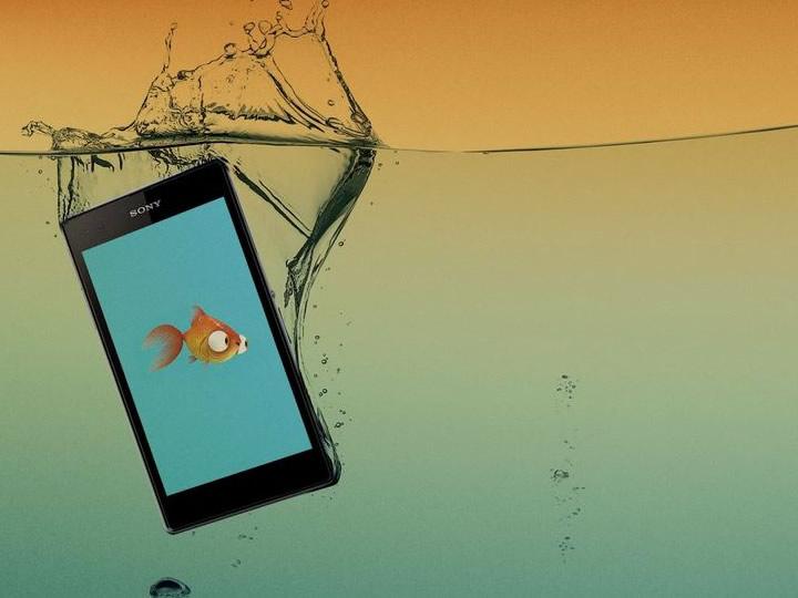 Sony cria aplicativos mágicos para linha Xperia a prova d'água!