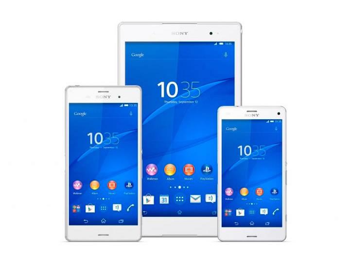 IFA 2014: Conheça a nova linha de smartphones e tablets da Sony!