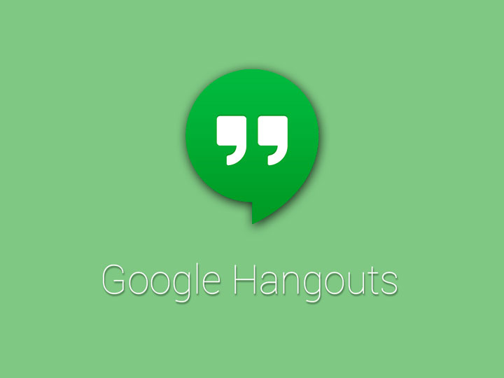 Hangouts para Google Chrome ganha nova interface!