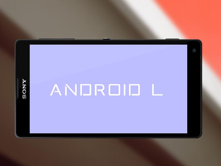 Sony confirma quais Xperia irão receber o Android L